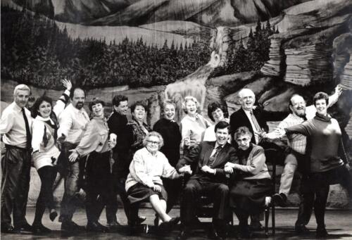 1994 The Sound of Music Crew