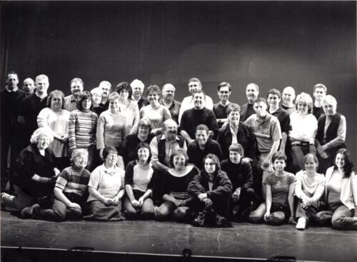 2005 Singin  in the Rain Crew