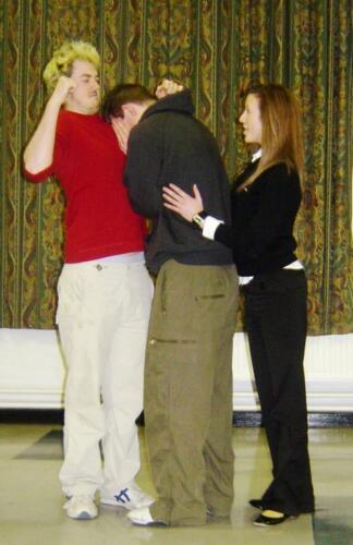 2008 Carousel Rehearsal