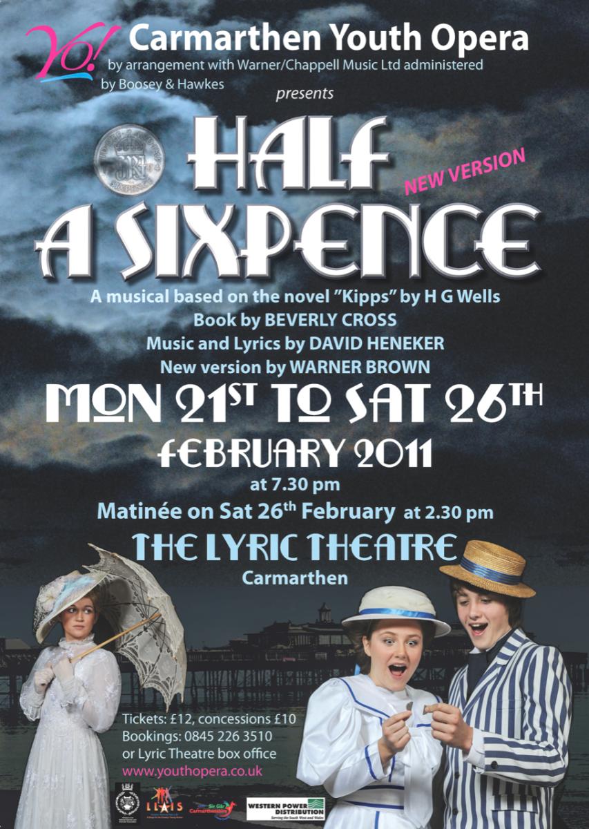 Half a Sixpence (2011)