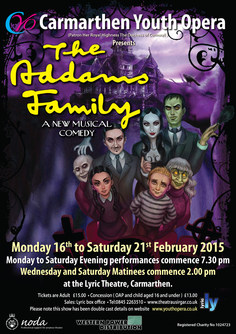 The Addam Family (2015)