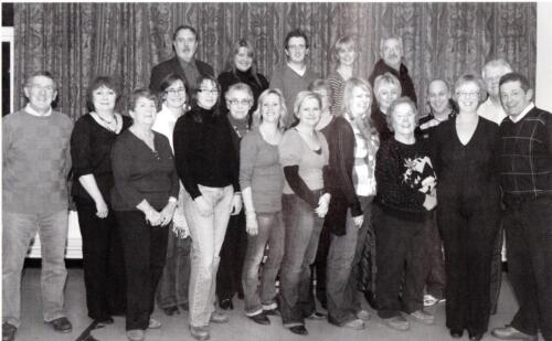 2010 Beauty and the Beast Crew